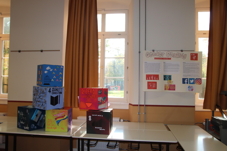 Impressionen vom Tag der offenen Tür 21 am Burggymnasium ...
